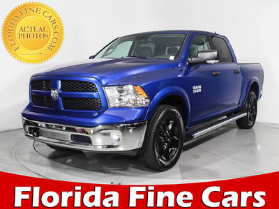 Used RAM 1500 2016 MIAMI Slt Outdoorsman 4x4