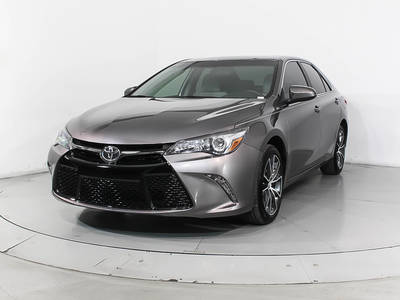 Used TOYOTA CAMRY 2017 MIAMI Xse