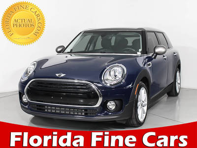 Used MINI CLUBMAN 2017 MIAMI COOPER