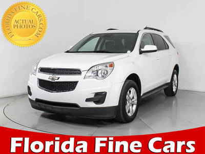 Used CHEVROLET EQUINOX 2015 HOLLYWOOD 1LT