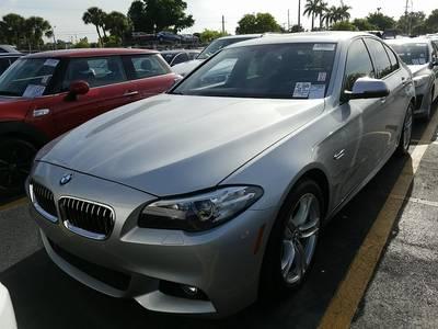 Used BMW 5-SERIES 2015 MIAMI 528i Msport