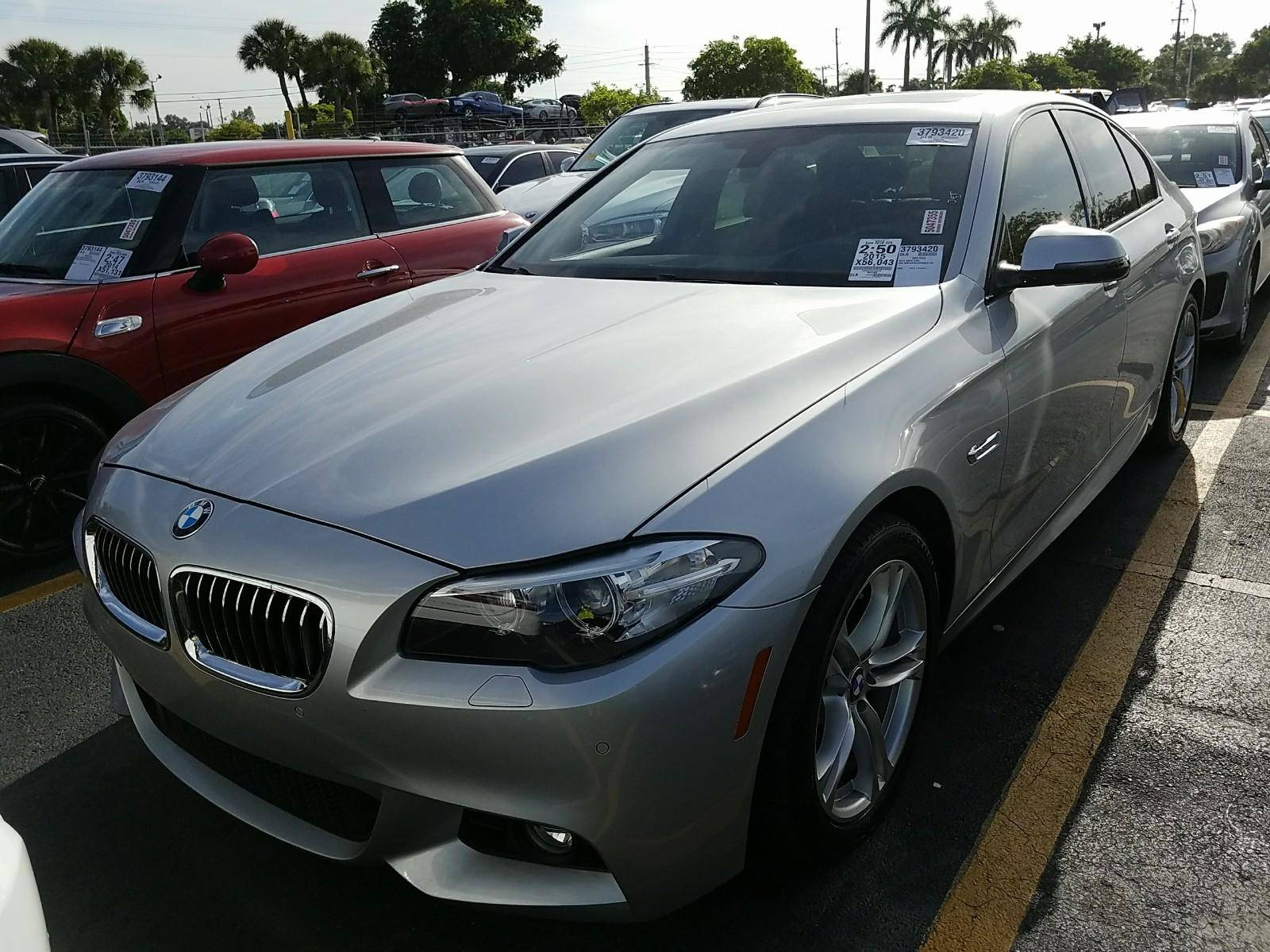 Used 2015 Bmw 5 Series 528i Msport Sedan For Sale In Miami Fl 81 Subaru Gl Fuel Filter Location 96424 Florida Fine Cars