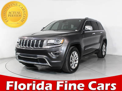 Used JEEP GRAND-CHEROKEE 2015 HOLLYWOOD LIMITED
