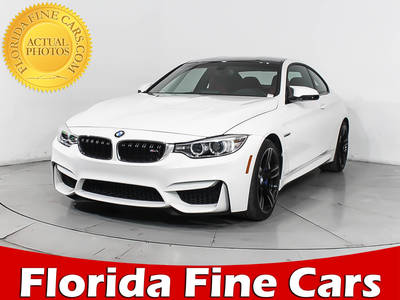 Used BMW M4 2015 WEST PALM Coupe