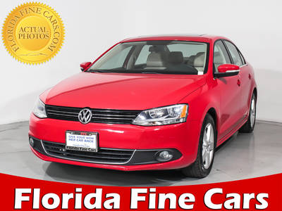 Used VOLKSWAGEN JETTA 2011 HOLLYWOOD TDI