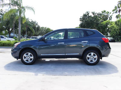 Used NISSAN ROGUE-SELECT 2015 HOLLYWOOD S