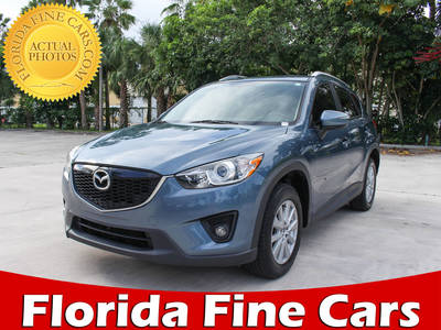 Used MAZDA CX-5 2015 MARGATE TOURING