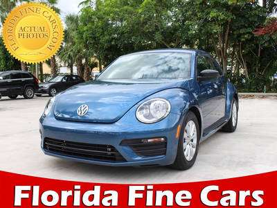 Used VOLKSWAGEN BEETLE 2018 MARGATE Coast 2.0t