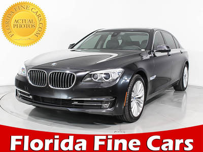 Used BMW 7-SERIES 2015 WEST PALM 740LI