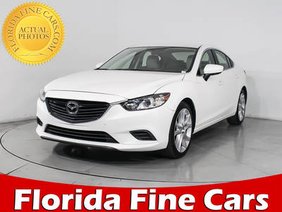 Used MAZDA MAZDA6 2016 MIAMI TOURING