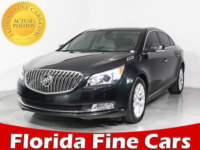 Used BUICK LACROSSE 2015 HOLLYWOOD LEATHER