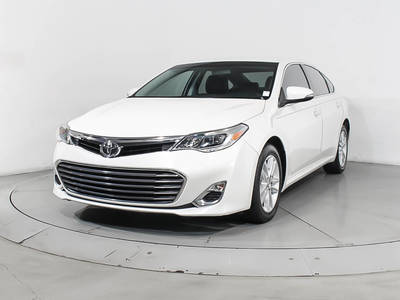 Used TOYOTA AVALON 2014 MIAMI Xle Premium