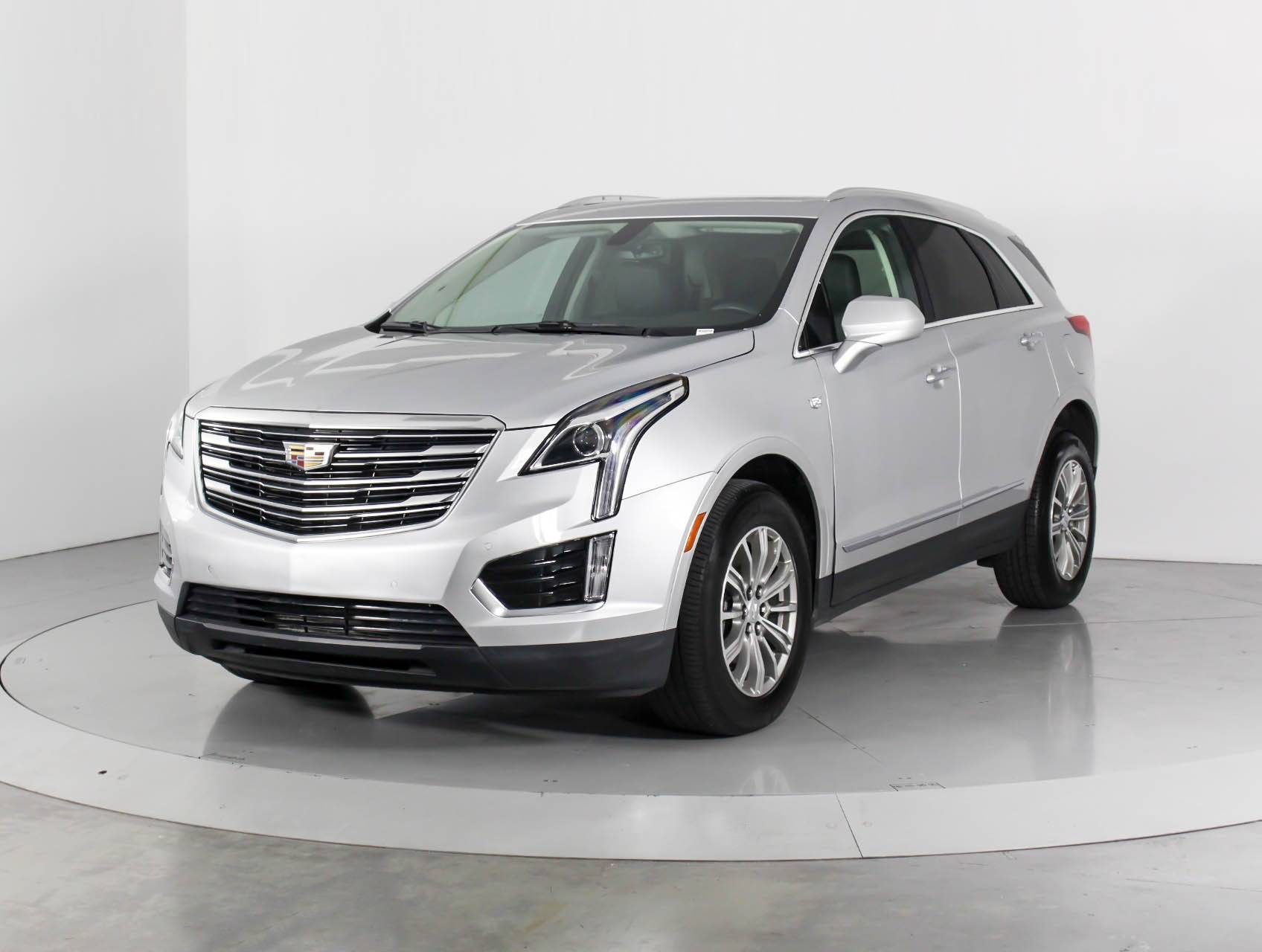 Cadillac Suv For Sale >> Used 2017 CADILLAC XT5 Luxury Awd SUV for sale in WEST