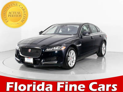 Used JAGUAR XF 2016 WEST PALM Premium Awd