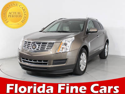 Used CADILLAC SRX 2015 MIAMI LUXURY