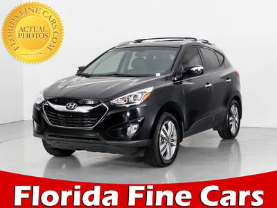 Used HYUNDAI TUCSON 2015 WEST PALM Limited