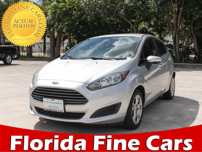Used FORD FIESTA 2015 MARGATE SE