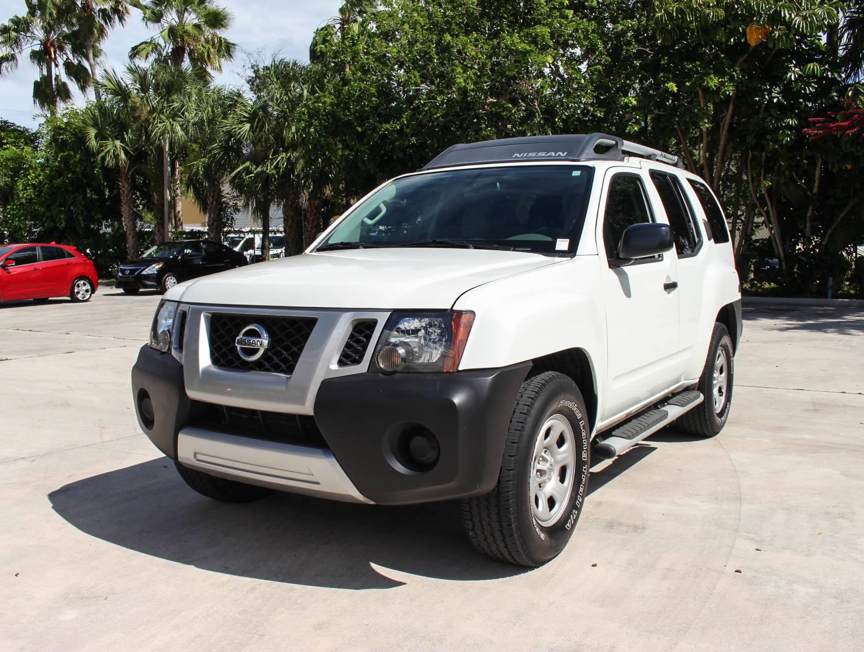 Used 2017 Nissan Xterra X Suv For In Miami Fl 96599 Florida Fine Cars