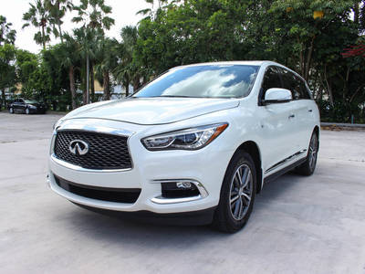 Used INFINITI QX60 2017 HOLLYWOOD