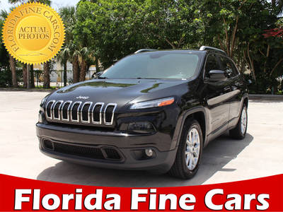 Used JEEP CHEROKEE 2015 MARGATE LATITUDE