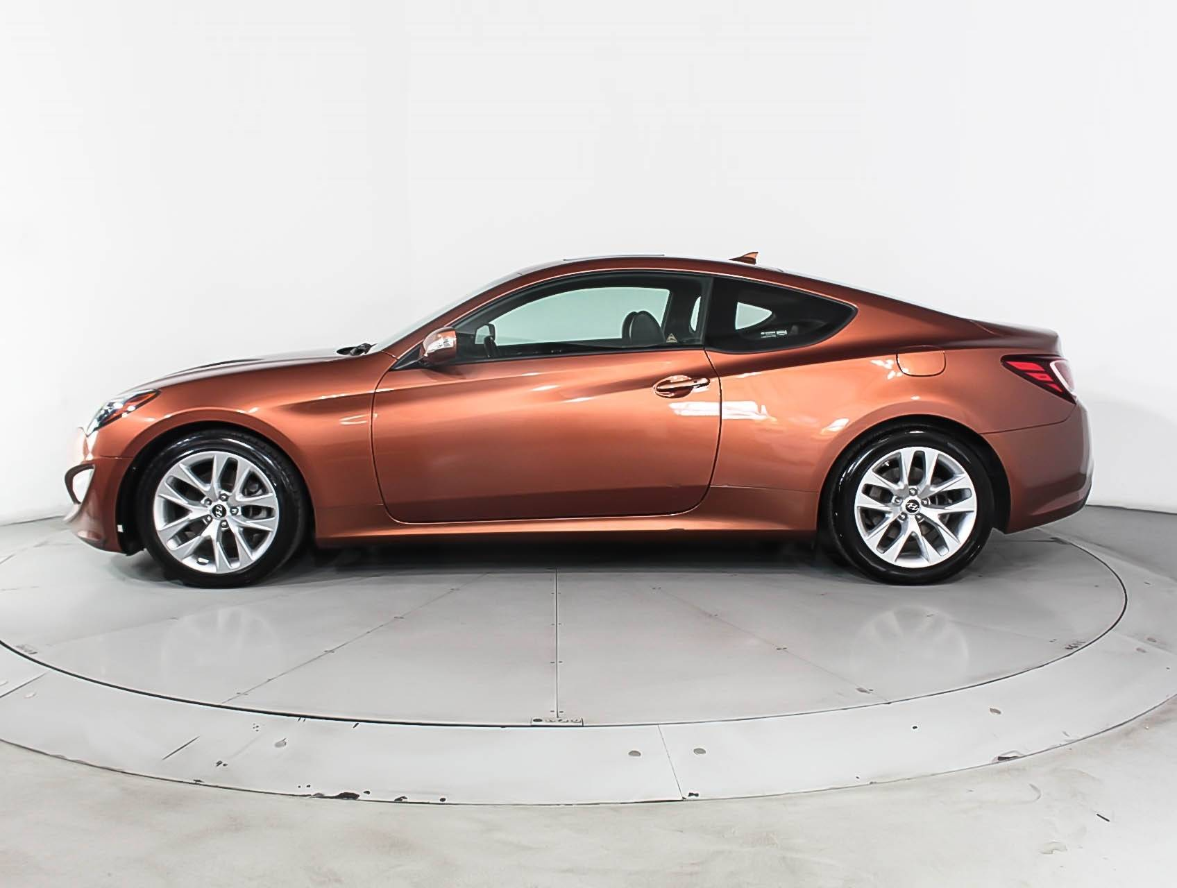 Used 2013 HYUNDAI GENESIS COUPE GRAND TOURING Coupe for sale in MIAMI, FL |  96628 | Florida Fine Cars