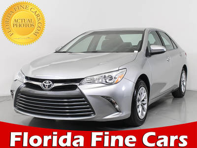 Used TOYOTA CAMRY 2015 MIAMI Le