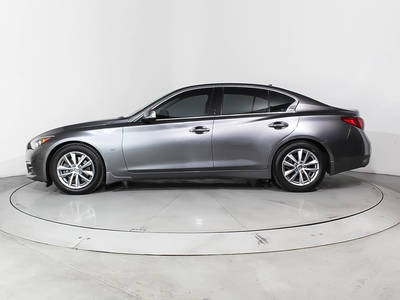Used INFINITI Q50 2014 HOLLYWOOD Premium