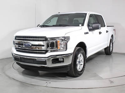 Used FORD F-150 2018 WEST PALM Xlt 4x4