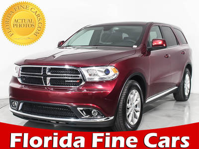 Used DODGE DURANGO 2016 MIAMI EXPRESS