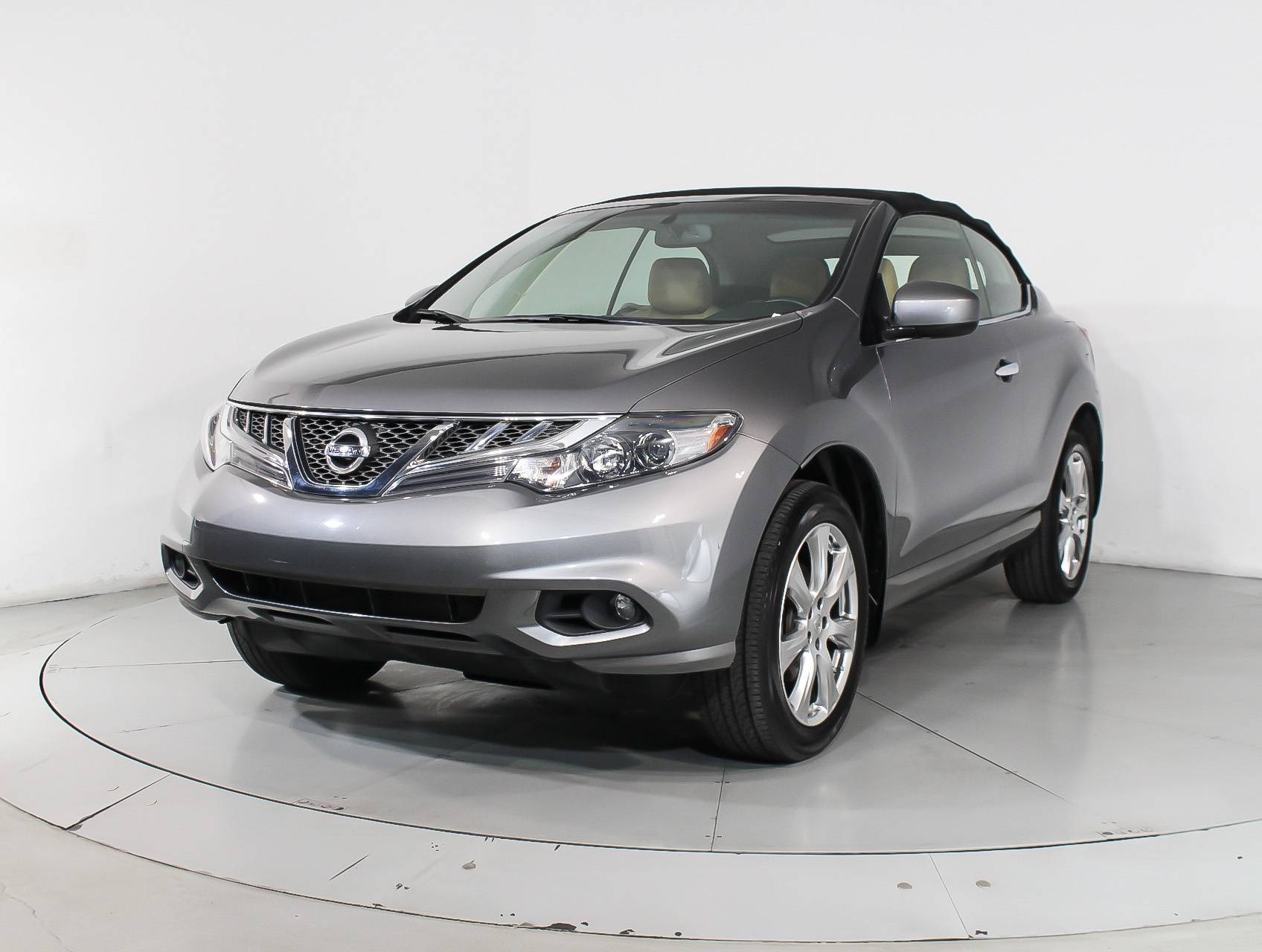 used 2014 nissan murano crosscabriolet convertible for sale in miami fl 96673 florida fine cars. Black Bedroom Furniture Sets. Home Design Ideas