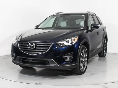 Used MAZDA CX-5 2016 HOLLYWOOD GRAND TOURING