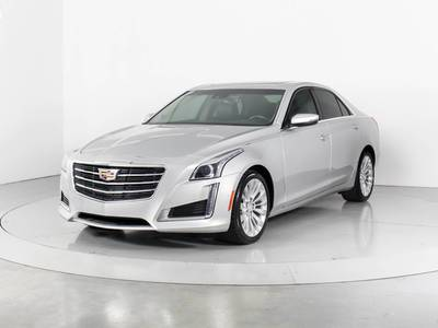 Used 2015 Cadillac Cts Luxury Sedan For Sale In Margate Fl 96678