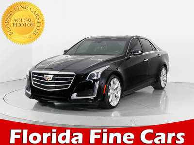 Used CADILLAC CTS 2015 WEST PALM PERFORMANCE