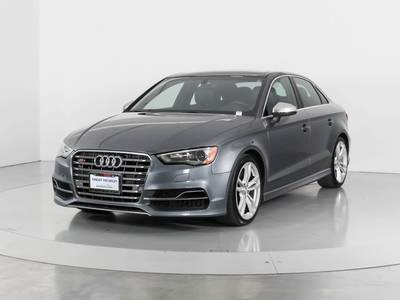 Used AUDI S3 2016 MIAMI PREMIUM PLUS