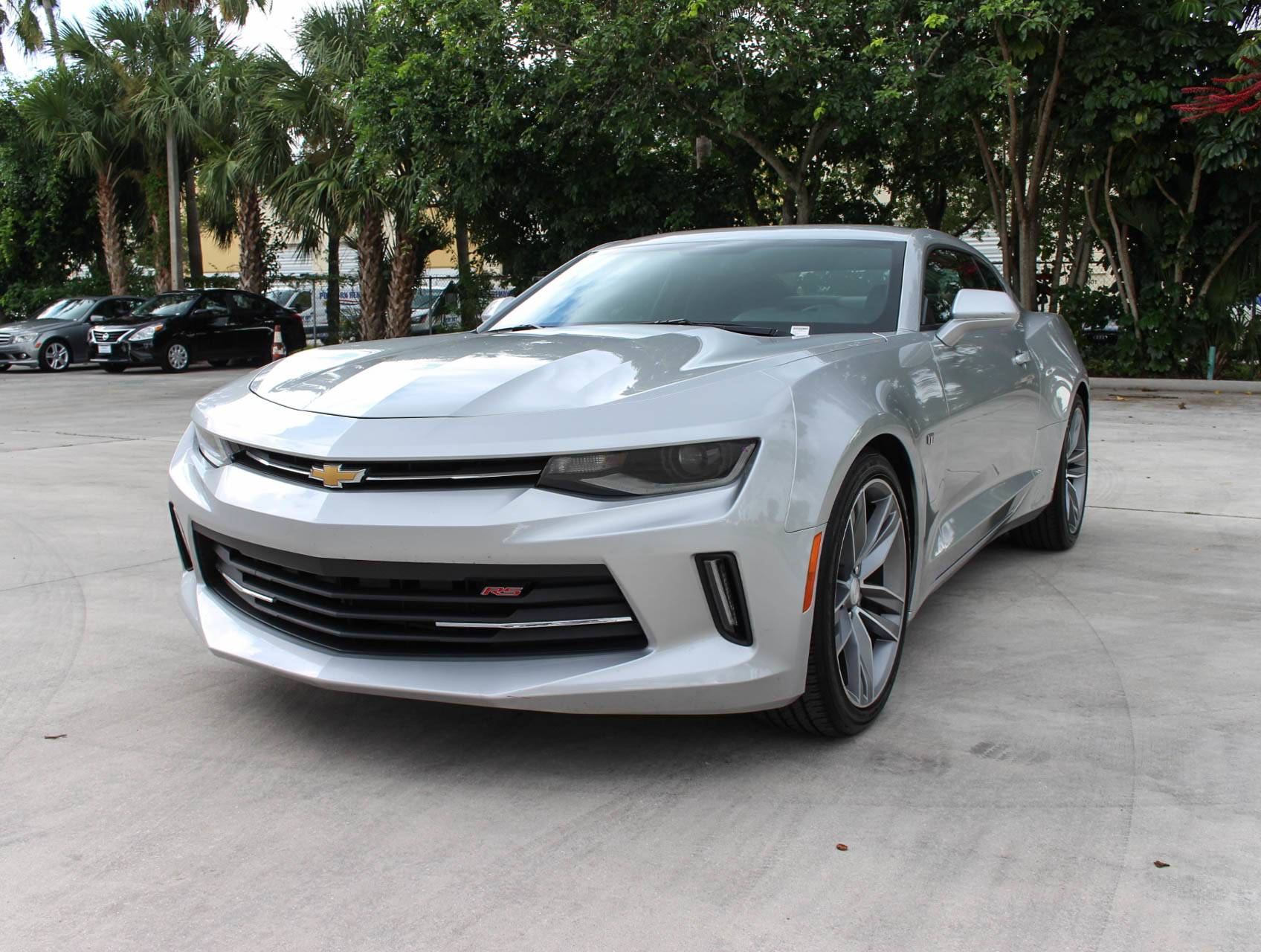Used 2018 CHEVROLET CAMARO 1lt Rs Pkg Coupe for sale in WEST