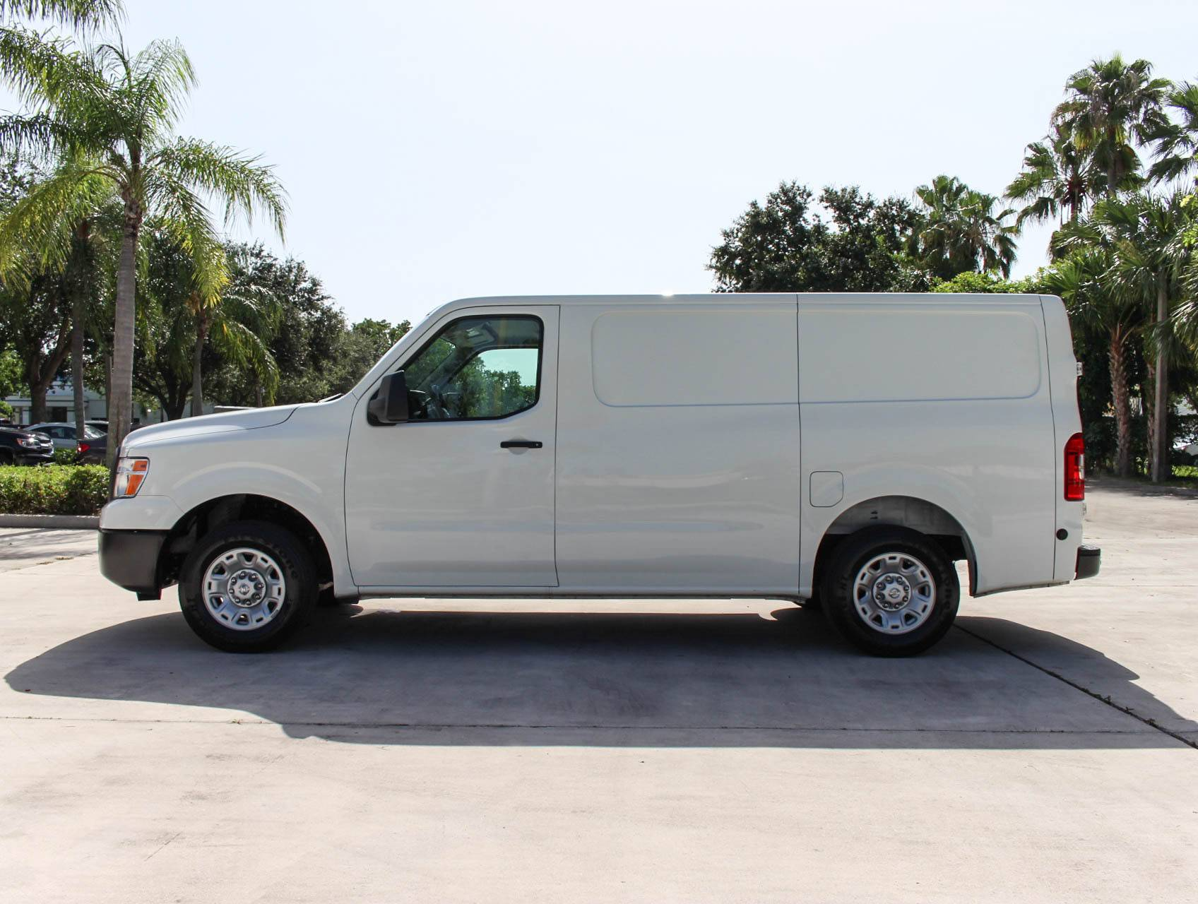 Used 2017 Nissan Nv1500 S Cargo Van For Sale In West Palm Fl