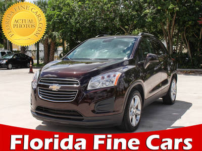 Used CHEVROLET TRAX 2016 MARGATE 1LT