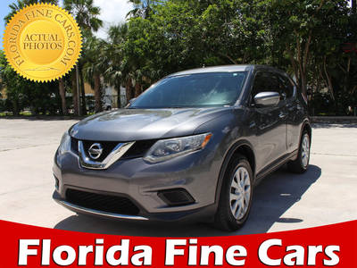 Used NISSAN ROGUE 2015 MARGATE S