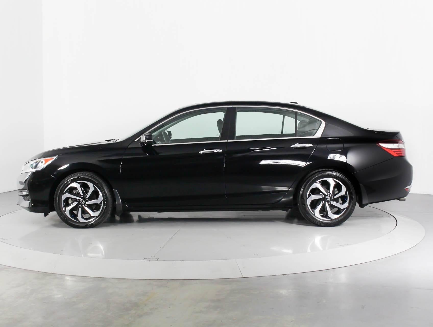 Used 2017 Honda Accord Ex L V6 Sedan For In West Palm Fl 96733 Florida Fine Cars