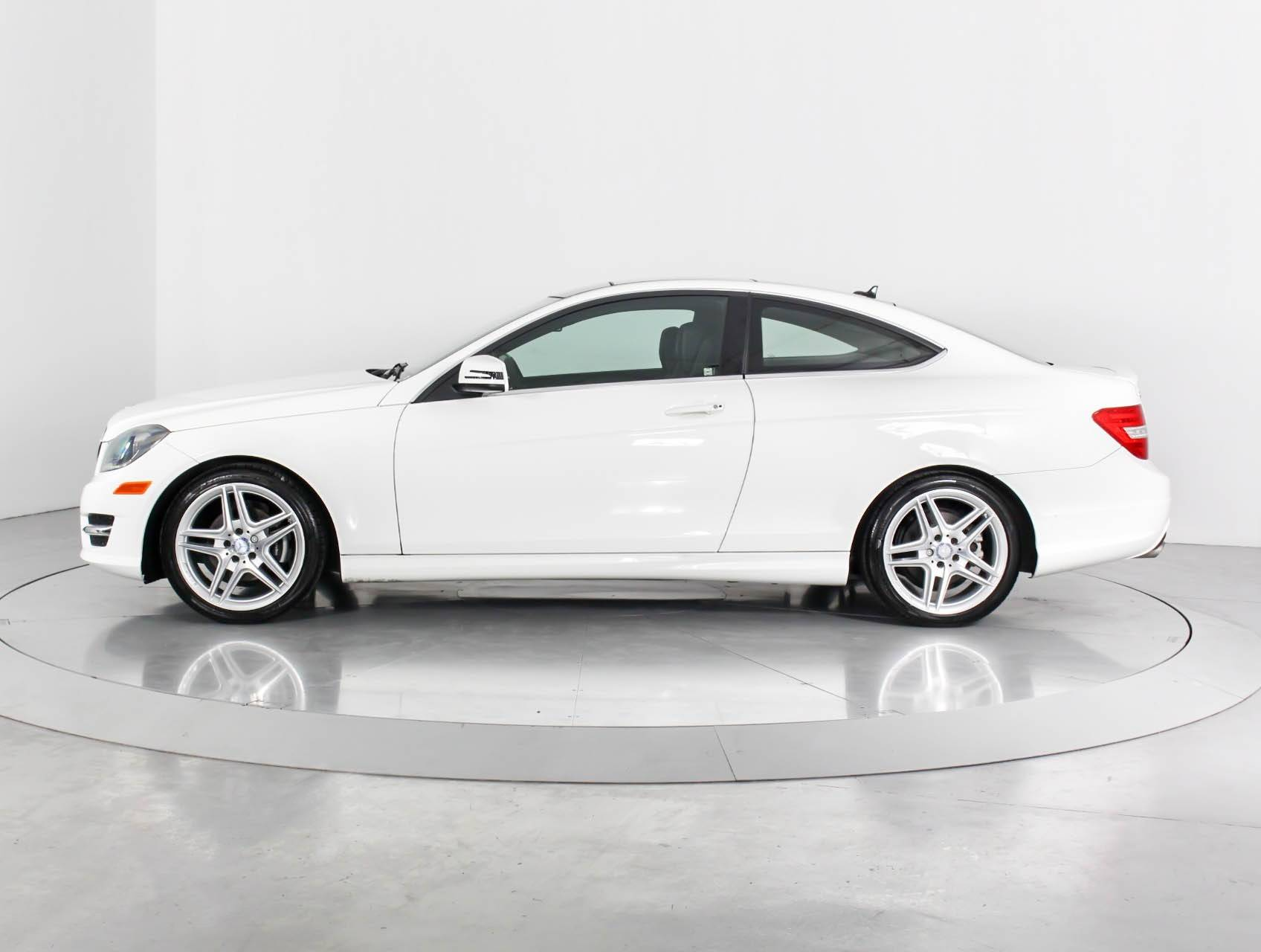 Used 2017 Mercedes Benz C Cl C250 Coupe For In West Palm Fl 96734 Florida Fine Cars