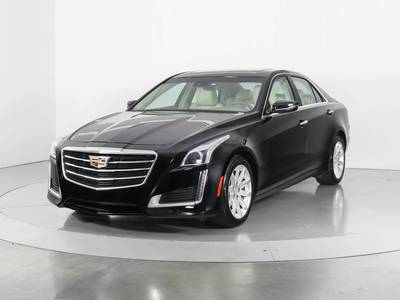 Used CADILLAC CTS 2015 WEST PALM LUXURY