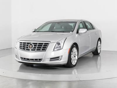 Used CADILLAC XTS 2015 WEST PALM LUXURY