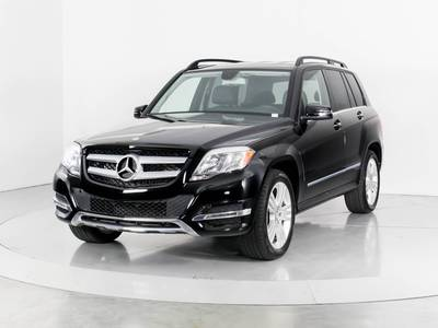 Used MERCEDES-BENZ GLK-CLASS 2015 WEST PALM GLK350