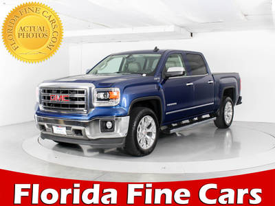 Used GMC SIERRA 2015 WEST PALM Slt Crew Cab
