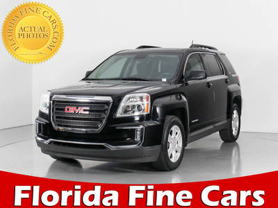 Used GMC TERRAIN 2016 WEST PALM SLE2