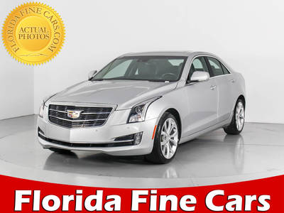 Used CADILLAC ATS 2015 WEST PALM Premium Awd