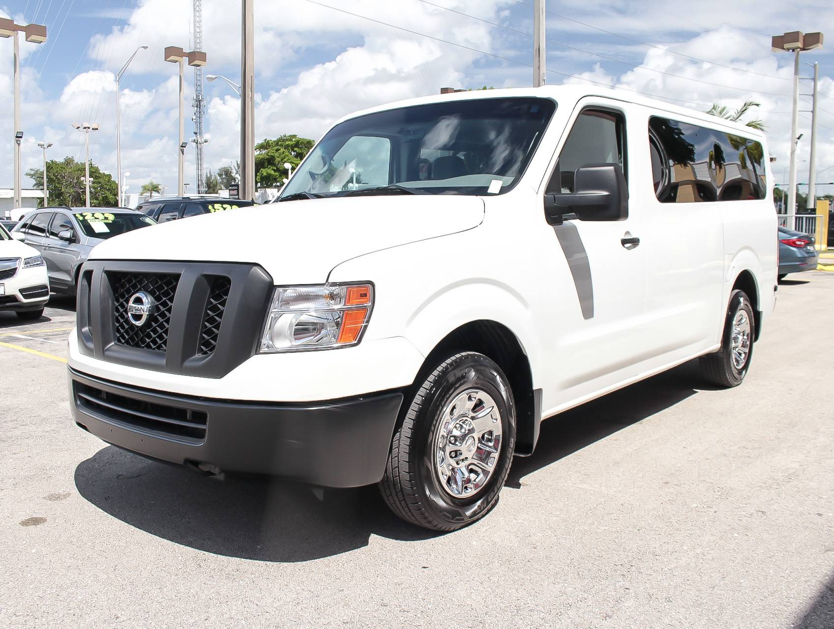2016 Nissan Nv Passenger >> Used 2016 Nissan Nv3500 Passenger S Passenger Van For Sale