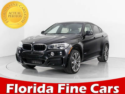 Used BMW X6 2015 WEST PALM Xdrive35i M Sport