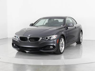 Used BMW 4-SERIES 2017 HOLLYWOOD 430I