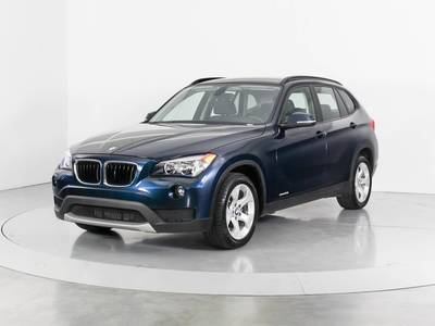 Used BMW X1 2014 MIAMI SDRIVE28I